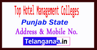 Top Hotel Management Colleges in Punjab