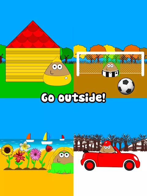 Pou Apk Download Mod+Hack