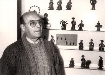 BONECOS DE ESTREMOZ, poema de Joaquim Vermelho
