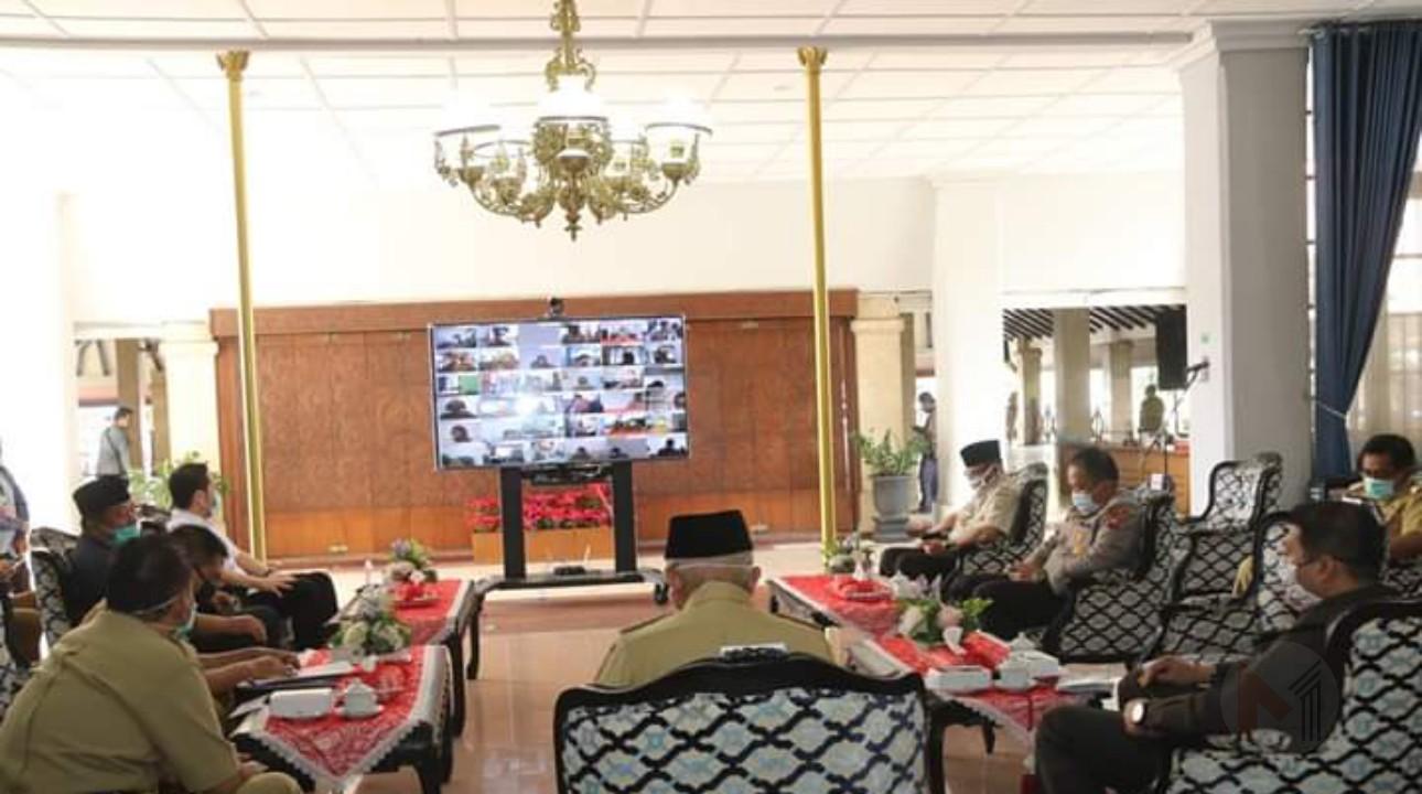 Gelar Musrenbang Via Video Conference, Pemkab Malang Tetapkan Prioritas Pembangunan Tahun 2021