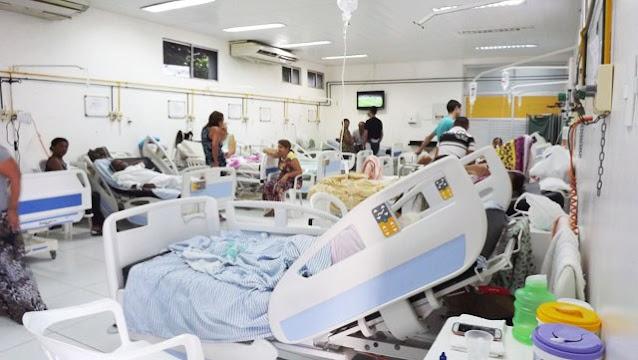 CRM-PB alerta: Taxa de ocupação na UTI do Hospital de Patos é de 84,2% para covid-19