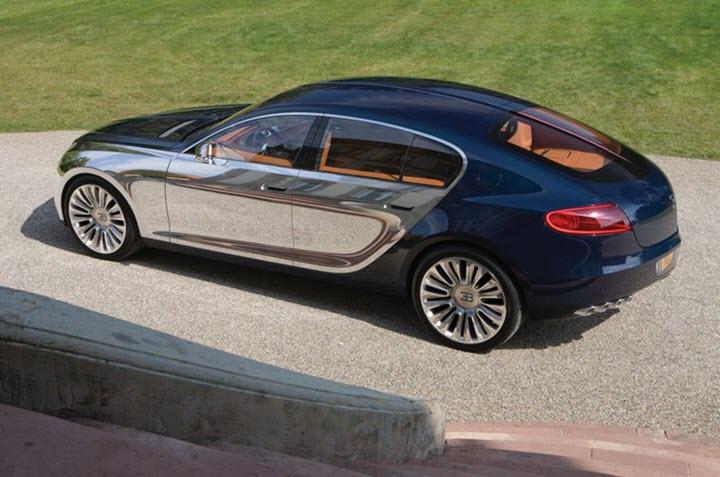 Bugatti hoãn phát triển siêu xe Chiron 'giá rẻ'