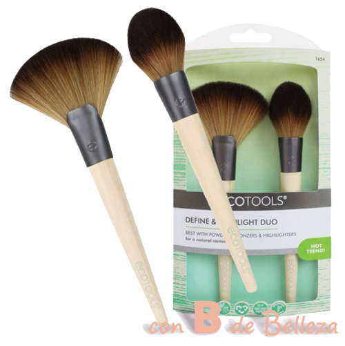 Ecotools define highlight duo