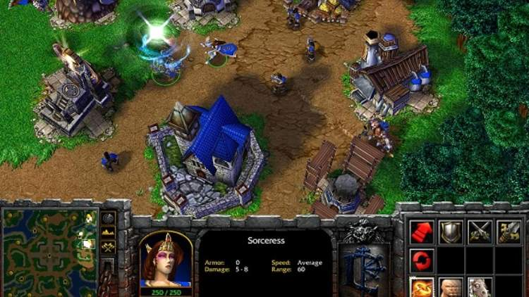Warcraft III Complete Edition PC Full Español