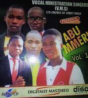 Vocal Ministration Singers- I am so glad