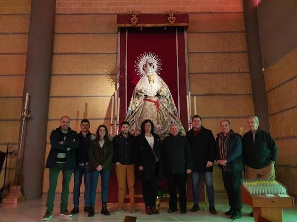 La Banda de Dos Torres acompañará al Triunfo de Granada