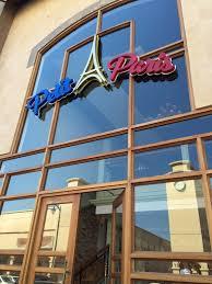 أسعار منيو ورقم وعنوان فروع مطعم بتيت باريس Petit Paris