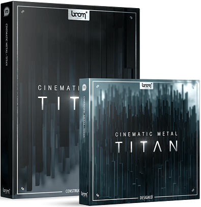 Download Boom Library – Cinematic Metal – TITAN – Bundle [WAV]