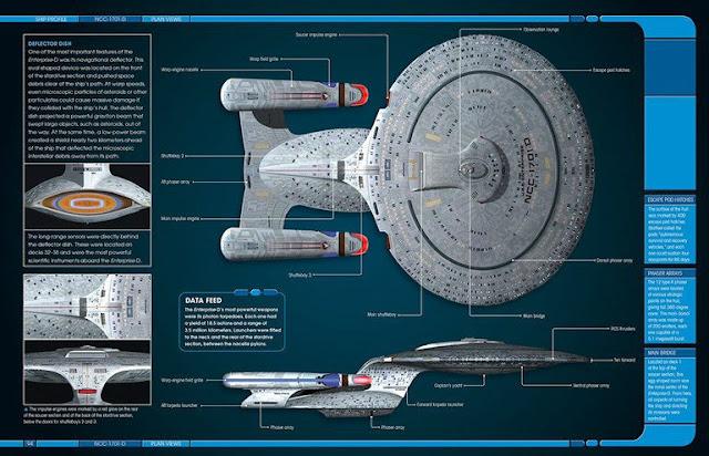 star trek starfleet ships encyclopedia