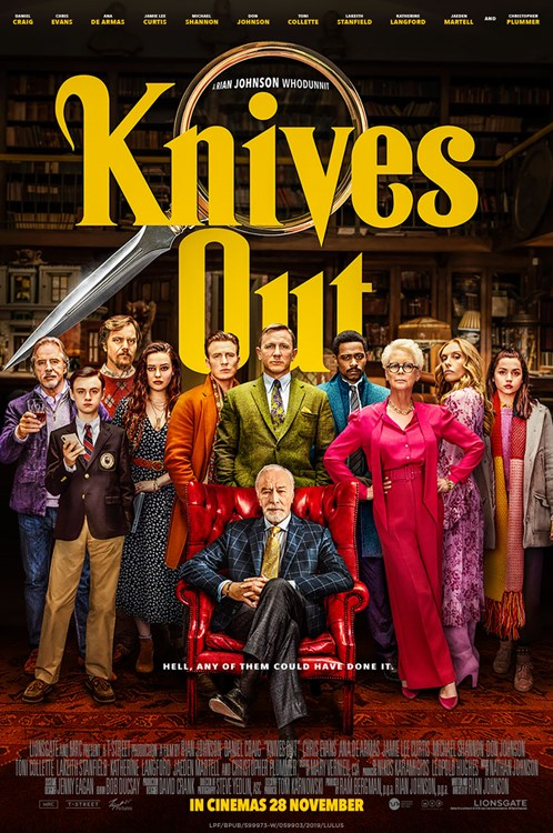Review Filem Knives Out