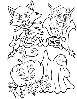 Clip Art images for Halloween