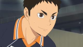 Hellominju.com : ハイキュー!! アニメ4期 烏野高校バレー部 キャプテン 澤村大地 | Sawamura Daichi  | Haikyū!! Captains PROFILE  | Hello Anime !