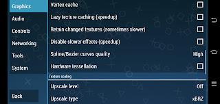 Terbaru 2020 Inilah Cara Setting Emulator PPSSPP ANTI Lag/Lemot