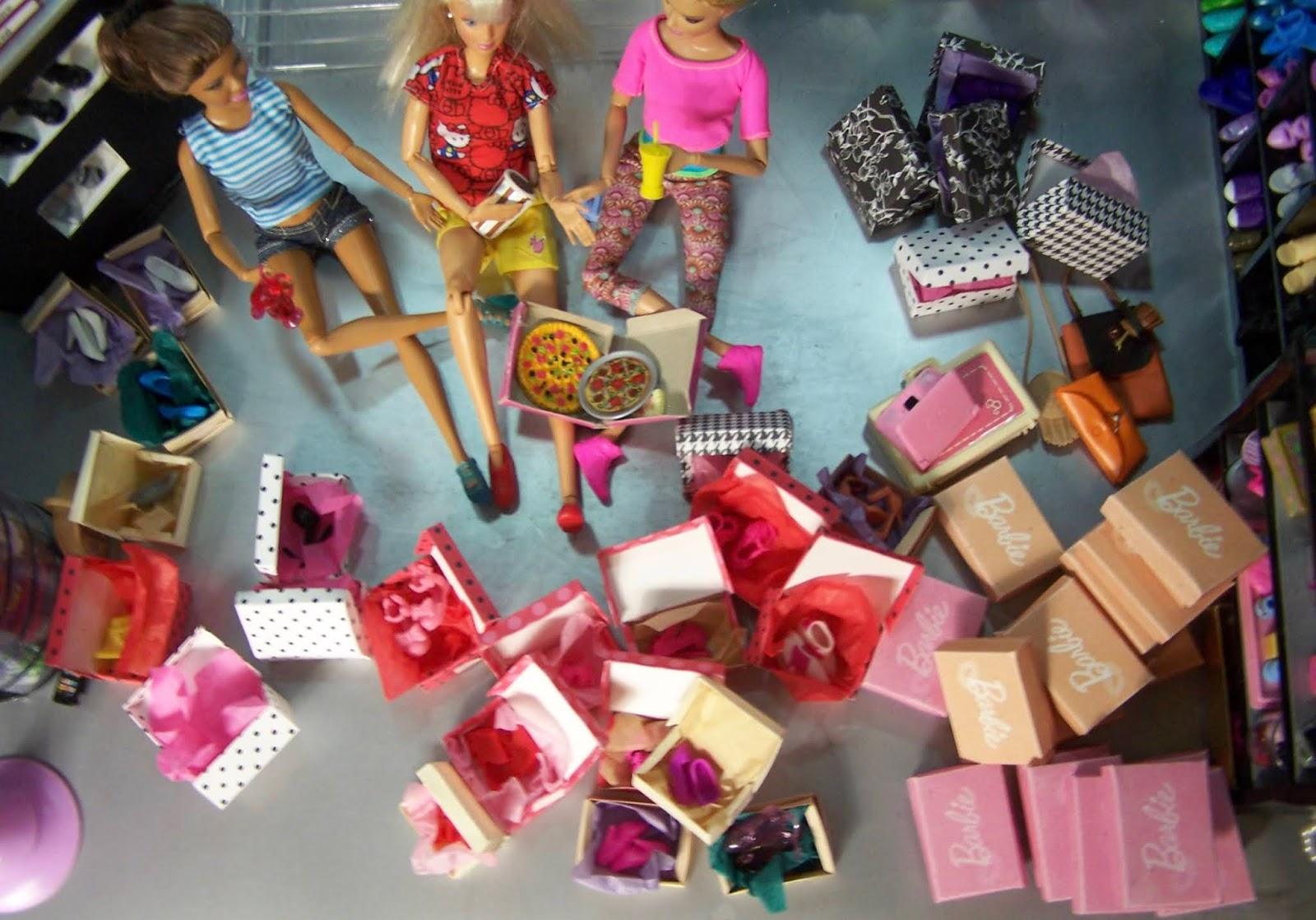 Barbie:Old New Green Redo