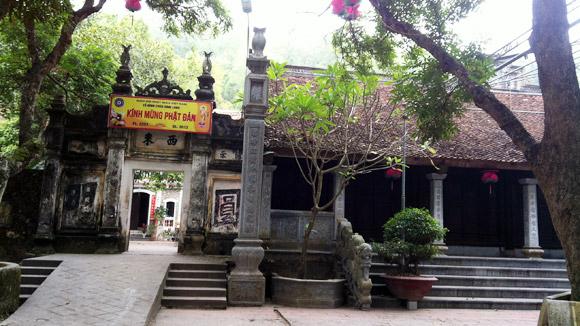 Ngôi chùa hóa giải trùng tang