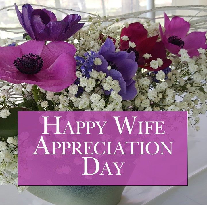 Wife Appreciation Day Wishes Pics