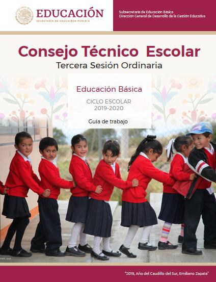 CONSEJO TÉCNICO ESCOLAR 3era SESION CTE 2019-2020 NEM
