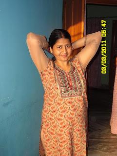 salwar kameez cleavage