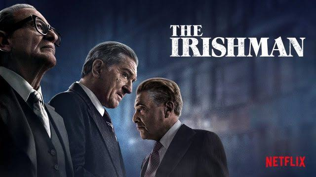 The irishman filmi