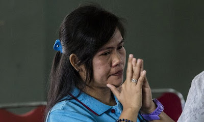 Mary Jane Veloso, a victim of human trafficking