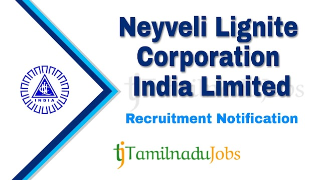 NLC Recruitment notification of 2020 - for Graduate Executive Trainee - 259 post