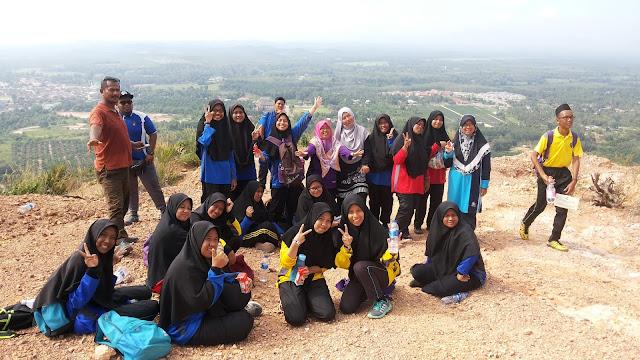 Ekspedisi Bukit Laka, bukit laka,Program Lepas PT3
