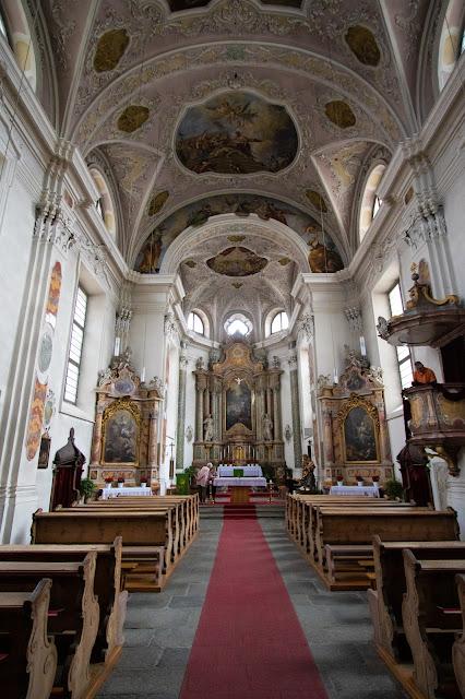 Chiesa dello Spirito Santo-Brunico