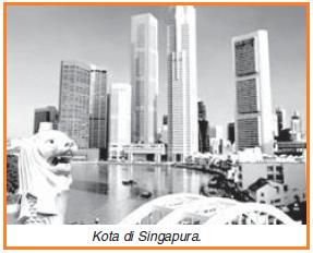 Luas Negara Singapura