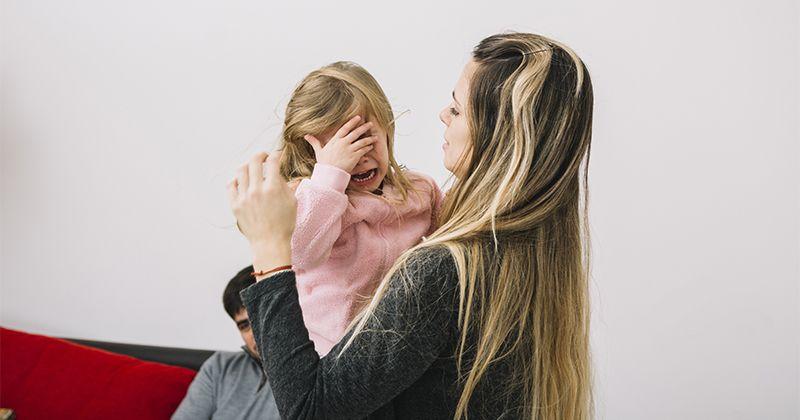 4 Kalimat Yang Pantang Diucapkan Saat Anak Menangis! Nomor 3 Masih Sering Dilakukan