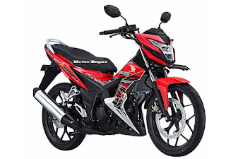 harga dan spesifikasi motor honda Sonic 150 R terbaru