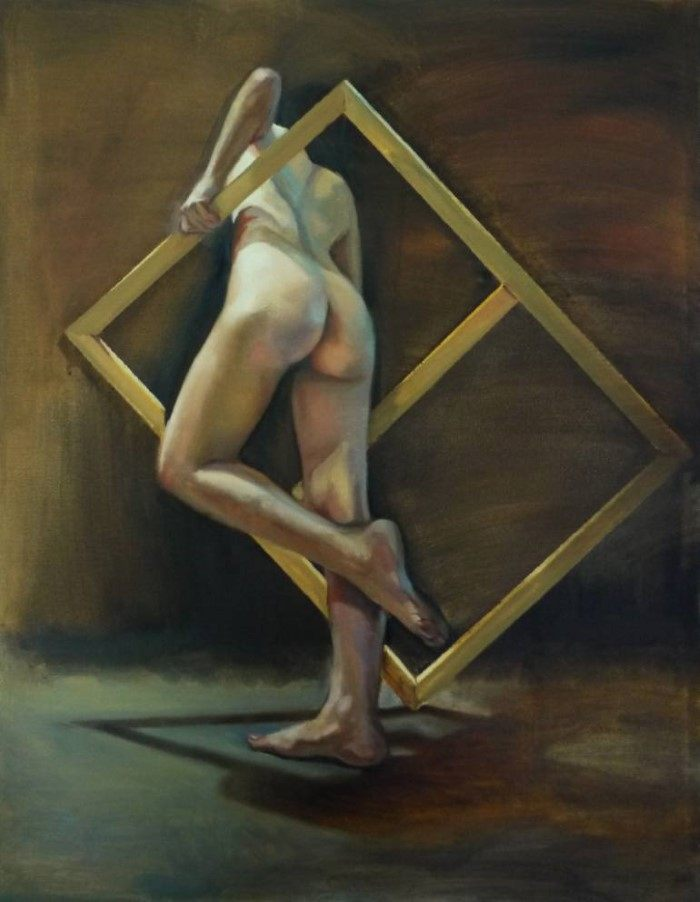 Портретная и фигуративная живопись. Pitchanan Saayopoua