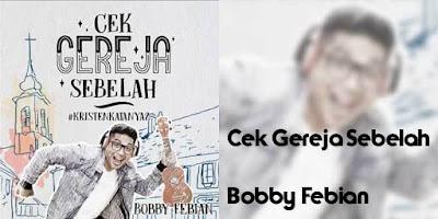 Kumpulan Lagu Rohani Bobby Febian Full Album