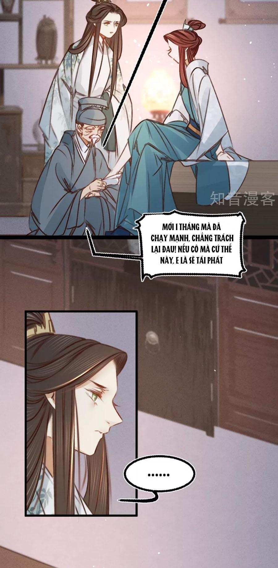 Phượng Hoàn Triều: Vương Gia Yêu Nghiệt Xin Tránh Đường chap 35 - Trang 17