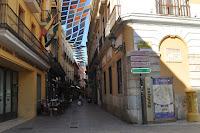 Calle de San Juan Casco Antiguo Badajoz