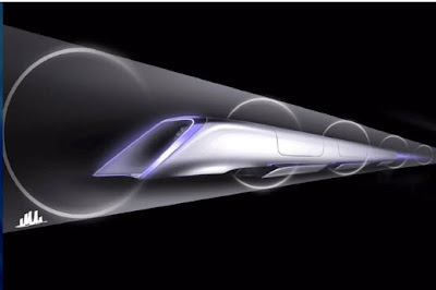 هايبر لوب hyperloop