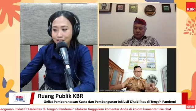 Kabupaten Bone merupakan salah satu contoh daerah yang terbebas dari kusta di Indonesia sejak tahun 2020