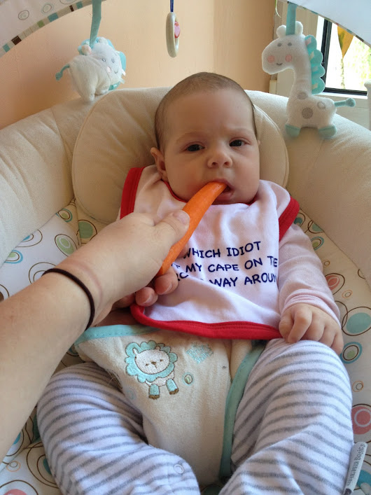 More Teething Tips