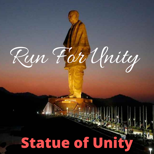 Run For Unity on 31st October