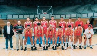 Barcelona 1992 Olimpiyatları - Hırvatistan Takımı