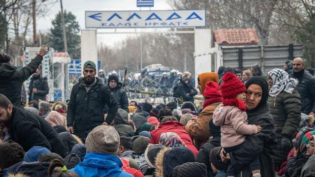 ألمانيا منزعجة من أستخدام النظام التركي للاجئين وأردوغان ينتقم من اليونان