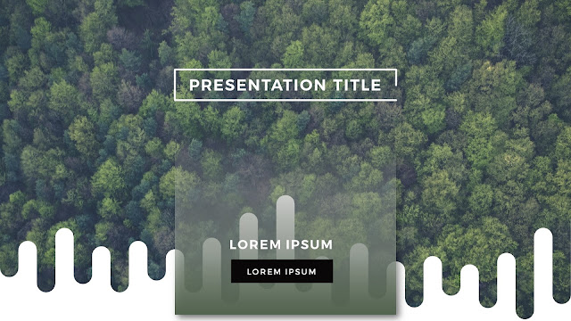 Free Main Title PowerPoint Presentation with Awesome Picture Placeholder Slide 1
