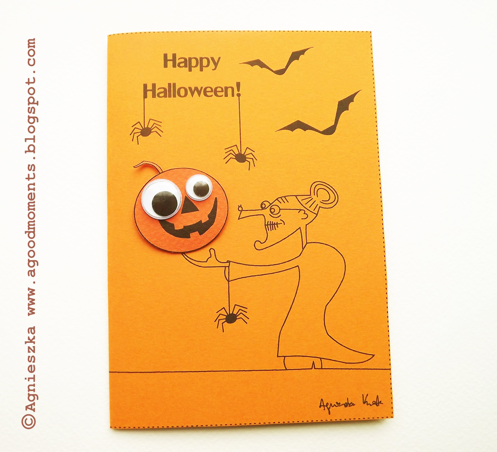 Good Moments Funny Birthday Card Ͽ�mieszna Kartka Urodzinowa: Good Moments: Funny Halloween Witch Card / Śmieszna Kartka
