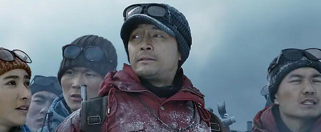Sinopsis Film Cina The Climbers (2019)