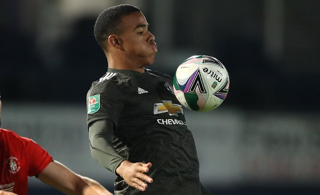 Manchester United asked England U21 boss Boothroyd to leave out Greenwood
