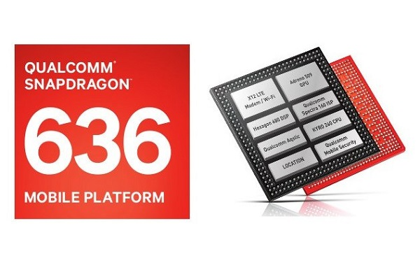 Qualcomm Snapdragon 636 mobile processor announced