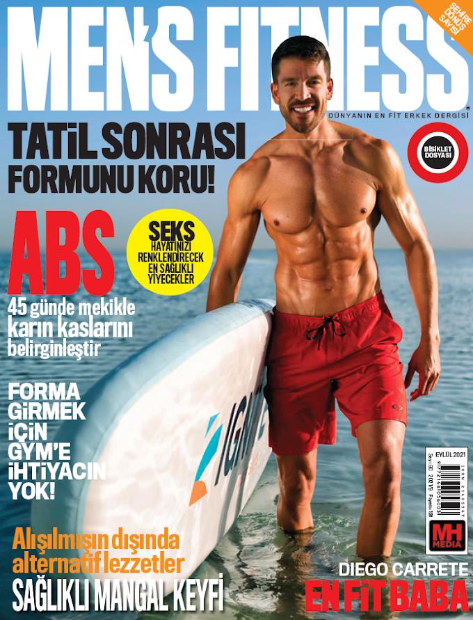 Men's Fitness Eylül 2021 indir