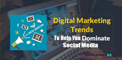 marketing trends to help you DOMINATE social media