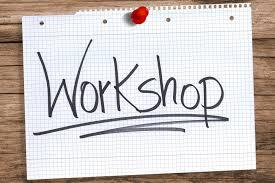 Free blogging workshops