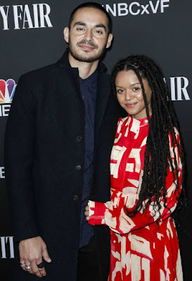 Manny Montana with his wife Adelfa