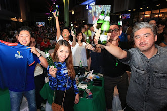 Football Fans Celebrated the World Cup Finale at Probably The Best Football Parties with Carlsberg!